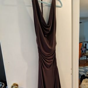 Arden B rouched dress